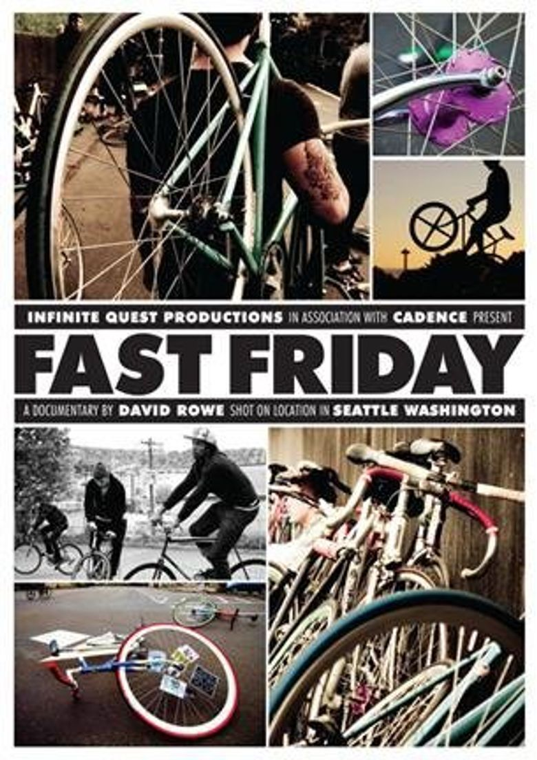 Fast Friday Poster