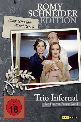 The Infernal Trio Poster