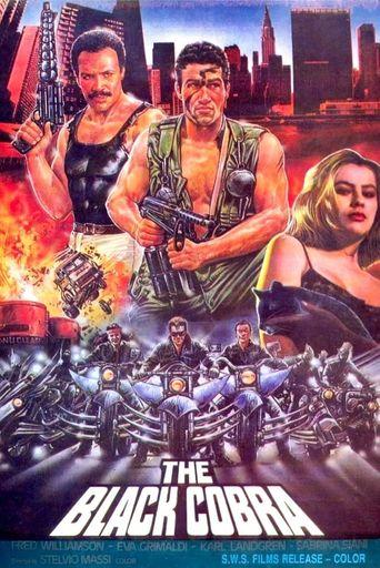 The Black Cobra Poster