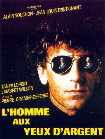 L'Homme aux Yeux d'Argent Poster
