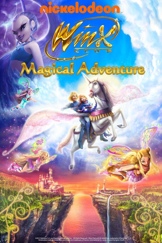 Winx Club - Magic Adventure Poster