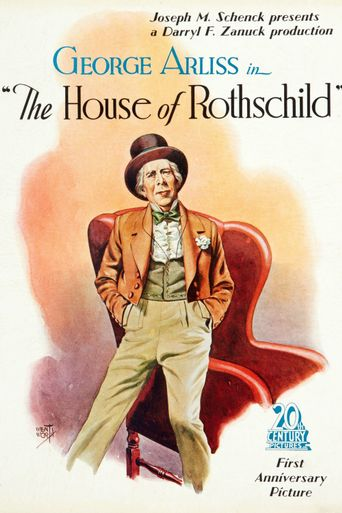The House of Rothschild Poster
