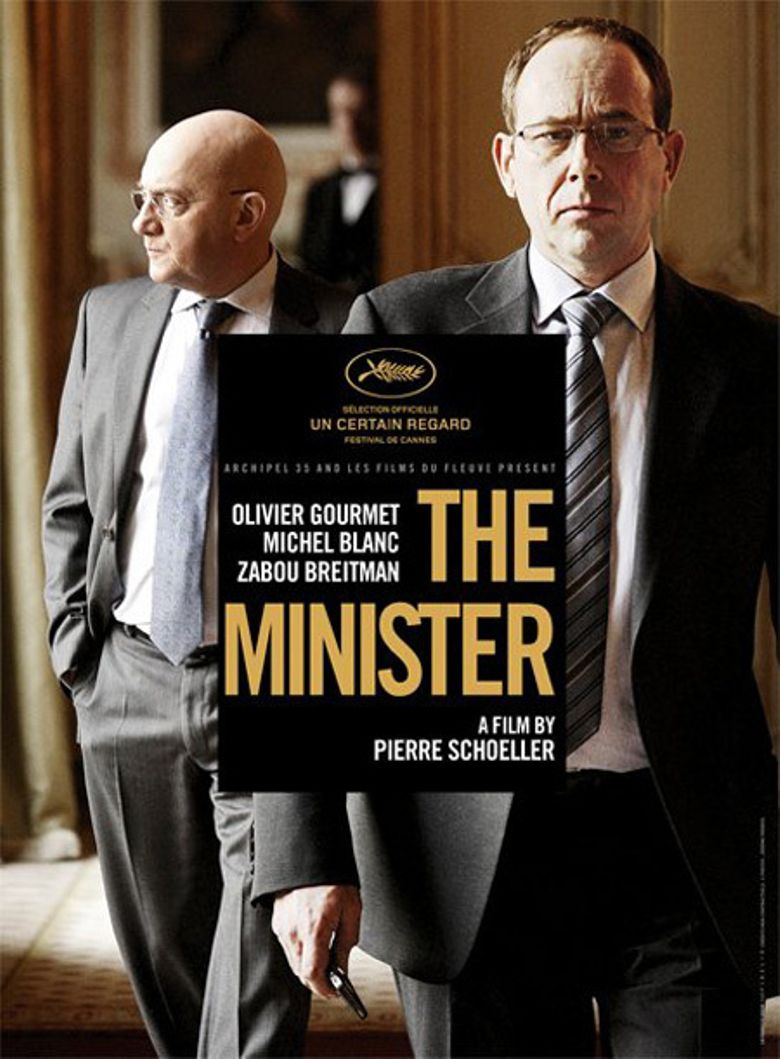 The Minister Poster