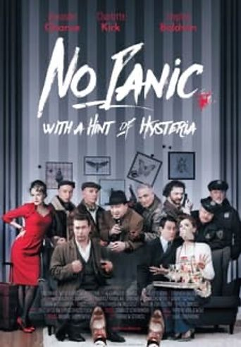 No Panic, With a Hint of Hysteria Poster