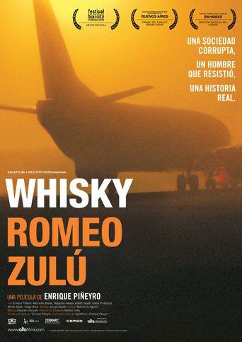 Whisky Romeo Zulú Poster