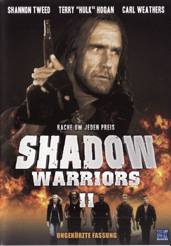Shadow Warriors II: Hunt for the Death Merchant Poster