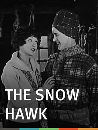 The Snow Hawk Poster