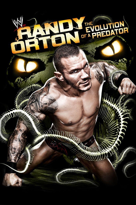 Randy Orton: The Evolution of a Predator Poster