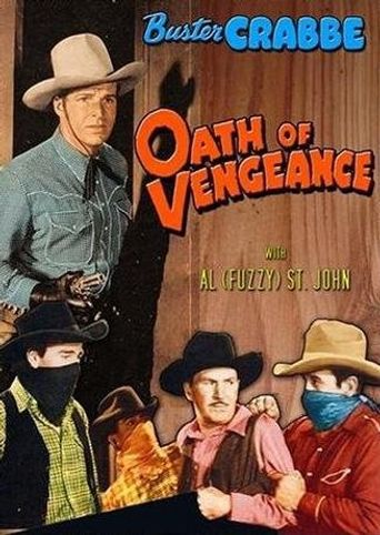 Oath of Vengeance Poster