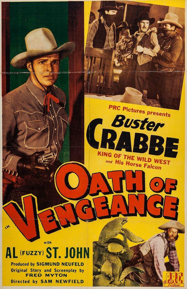 Oath of Vengeance Poster