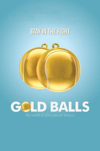 Gold Balls Poster