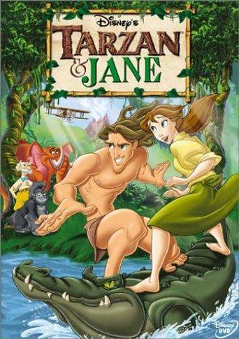 Tarzan & Jane Poster
