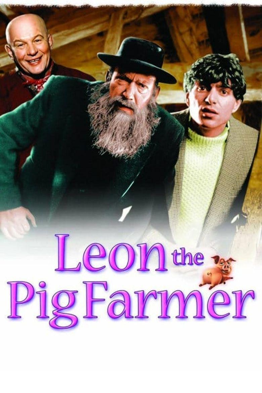 Leon The Pig Farmer Poster
