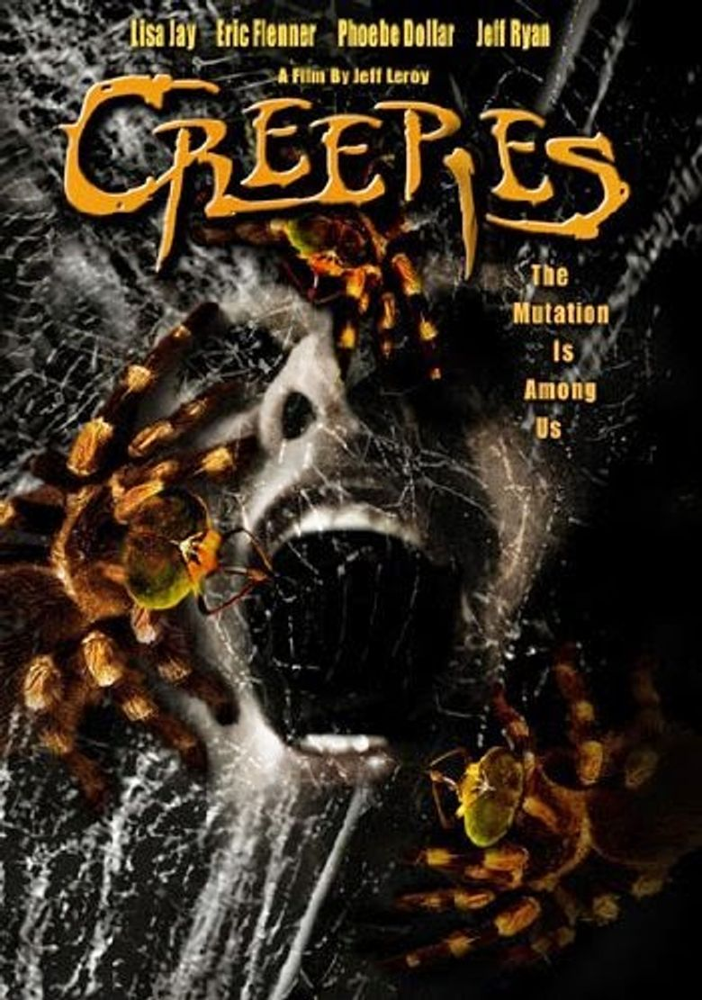 Creepies Poster