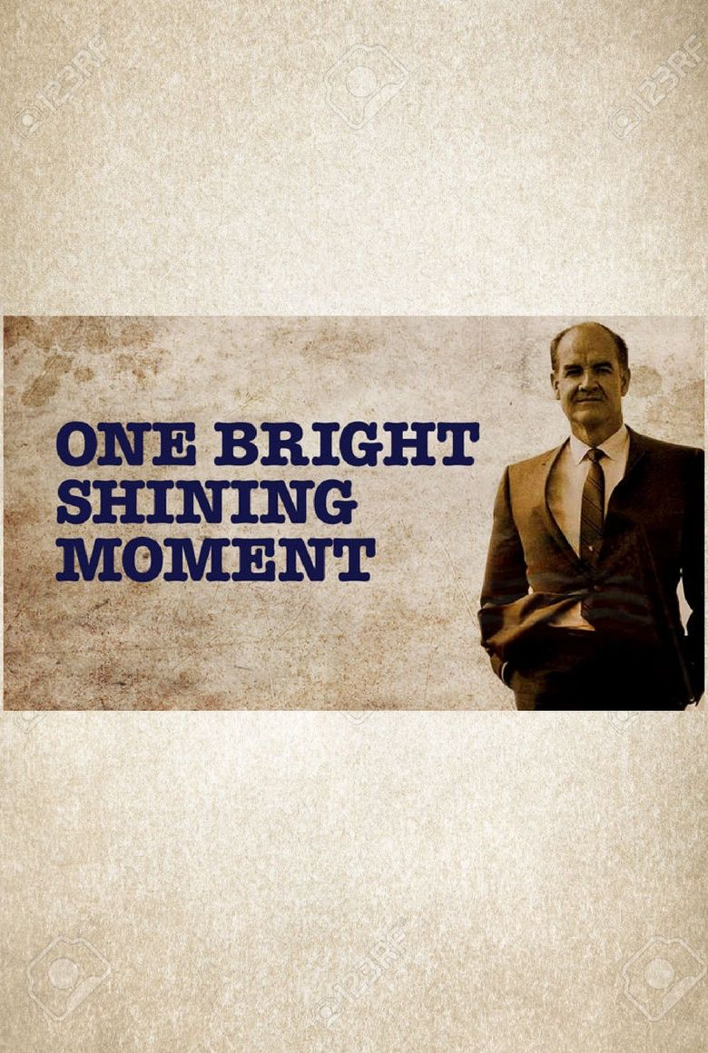One Bright Shining Moment Poster