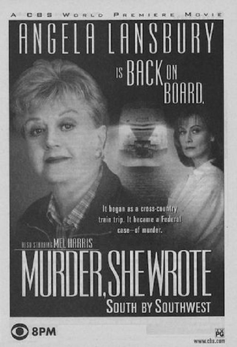 Murder, She Wrote: South by Southwest Poster