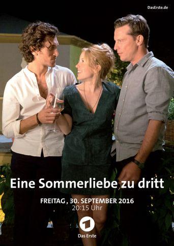 Eine Sommerliebe zu Dritt Poster