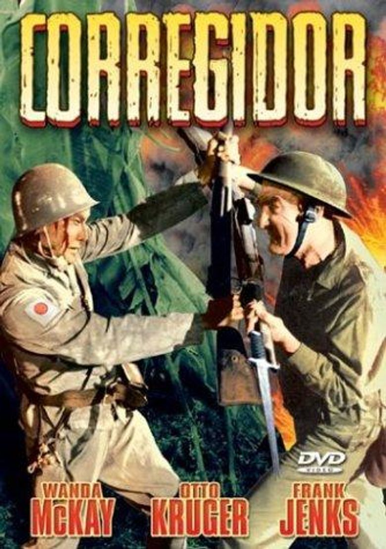 Corregidor Poster