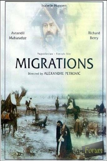Migrations Poster