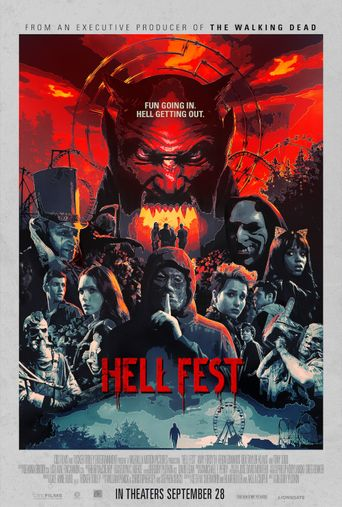 Hell Fest Poster