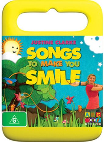Justine Clarke: Songs to Make You Smile Poster