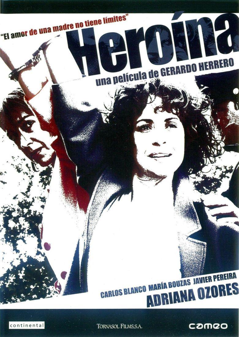 Heroína Poster