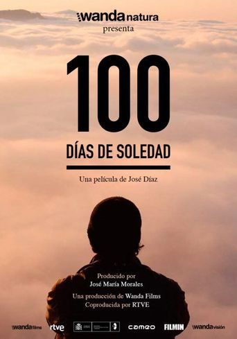 100 Days of Loneliness Poster
