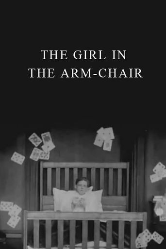 The Girl in the Arm-Chair Poster