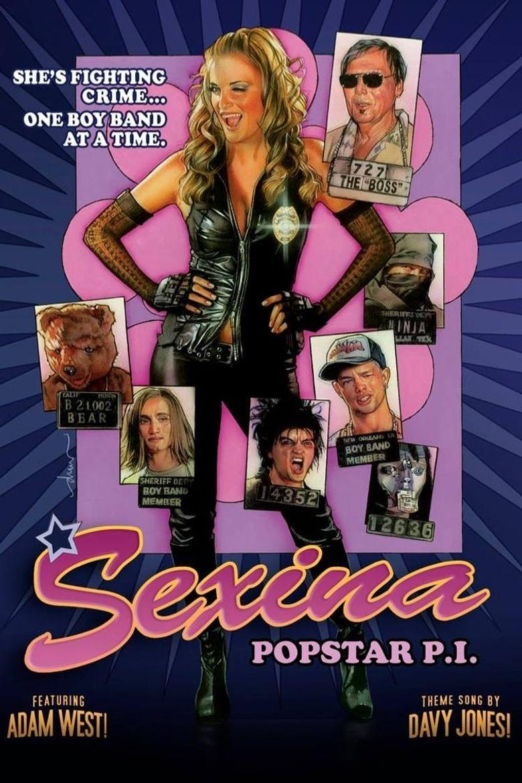 Sexina: Popstar P.I. Poster
