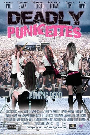 Deadly Punkettes Poster