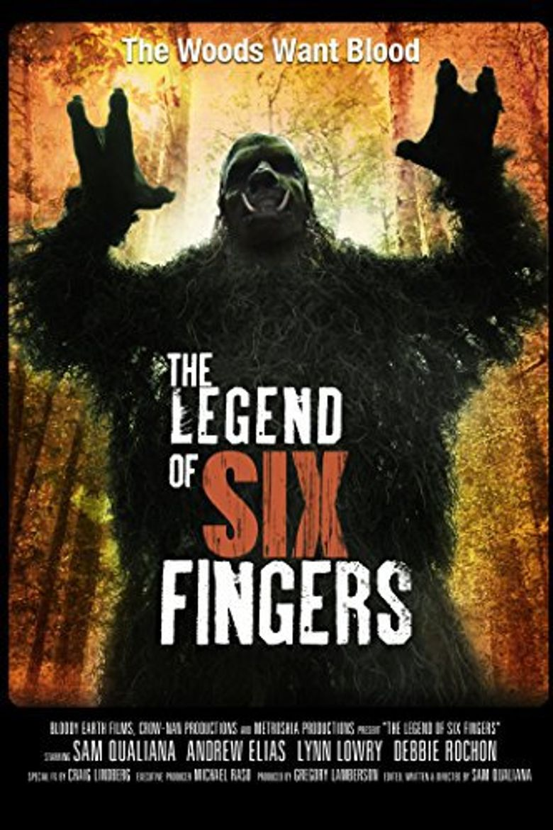 Watch The Legend of Six Fingers