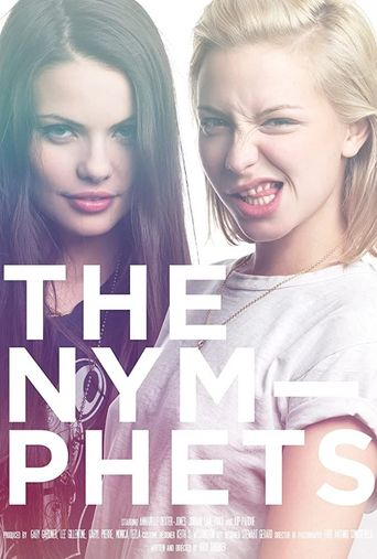 The Nymphets Poster