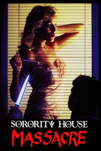 Sorority House Massacre Poster
