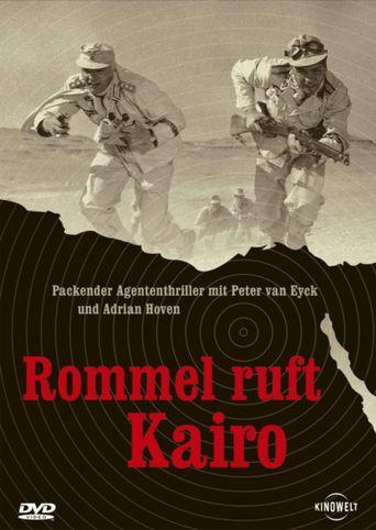 Rommel ruft Kairo Poster