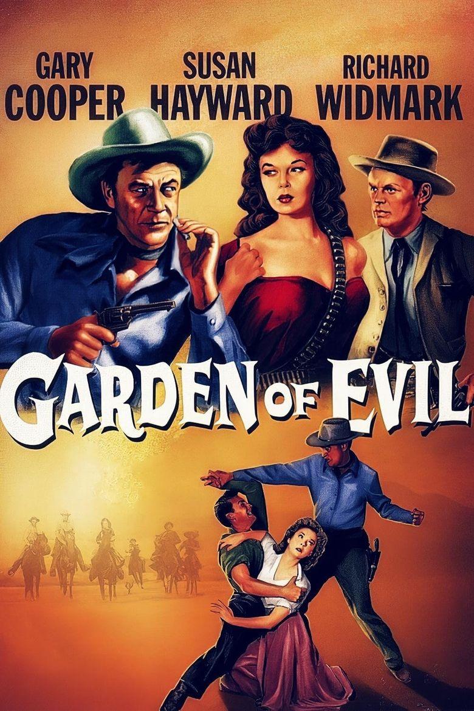 Garden of Evil Poster
