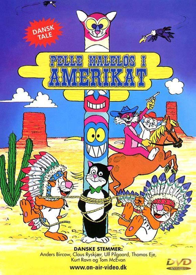 Peter-No-Tail in Americat Poster