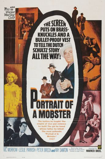 Portrait of a Mobster Poster