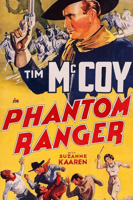 Phantom Ranger Poster