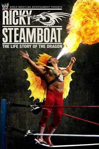 WWE: Ricky Steamboat - The Life Story of the Dragon Poster
