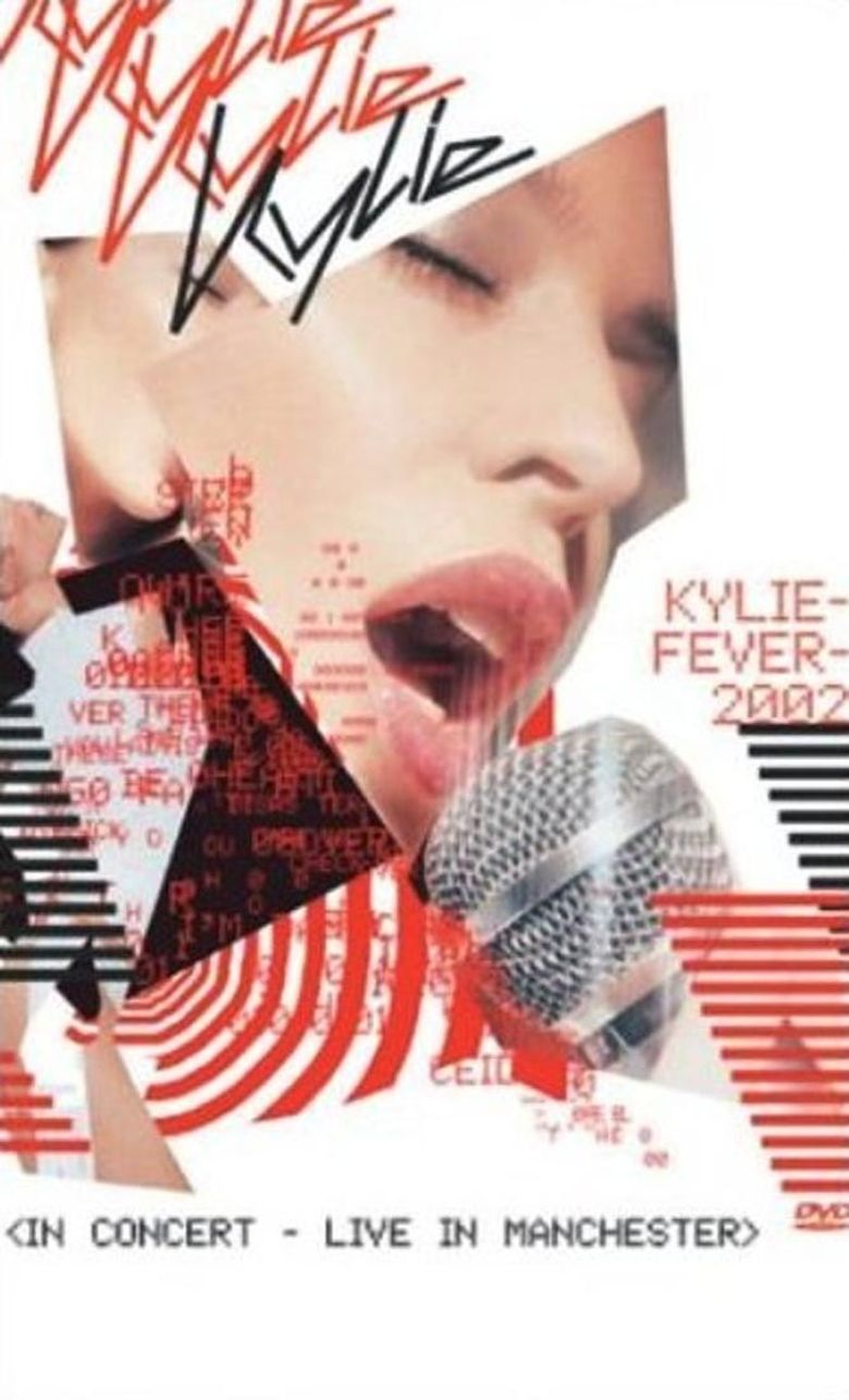 Kylie Minogue: Fever 2002 Poster