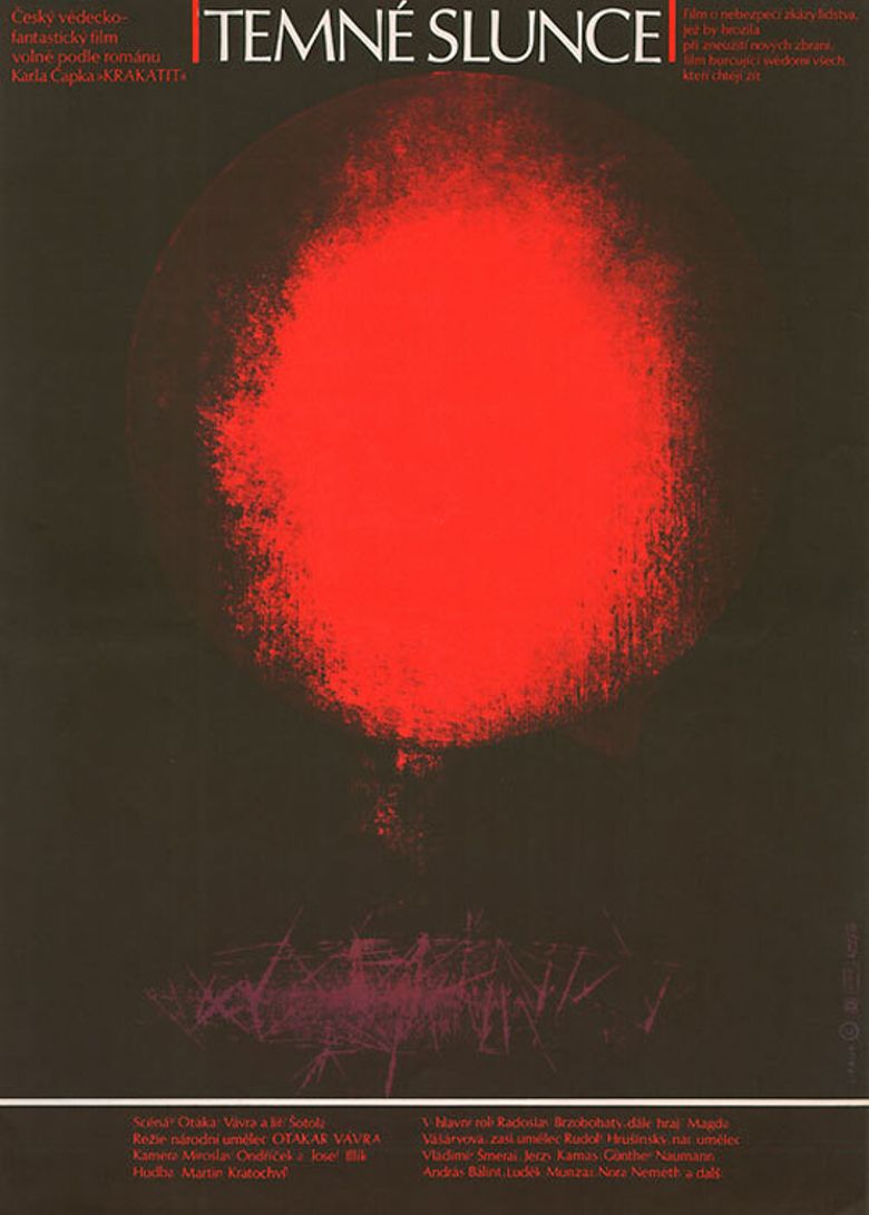 Dark Sun Poster