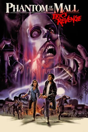 Phantom of the Mall: Eric's Revenge Poster