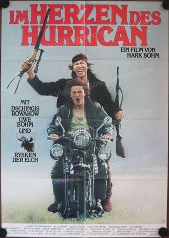 Im Herzen des Hurrican Poster