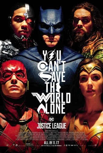 Watch Justice League