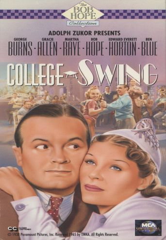 College Swing Poster