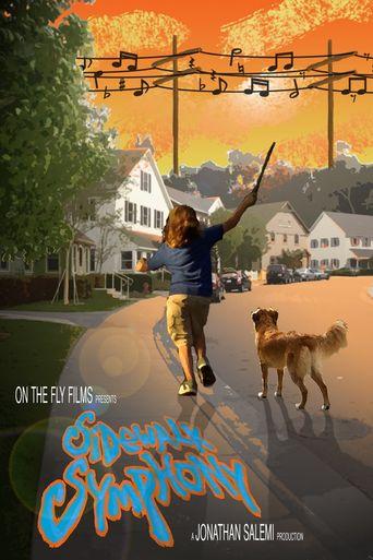 Sidewalk Symphony Poster