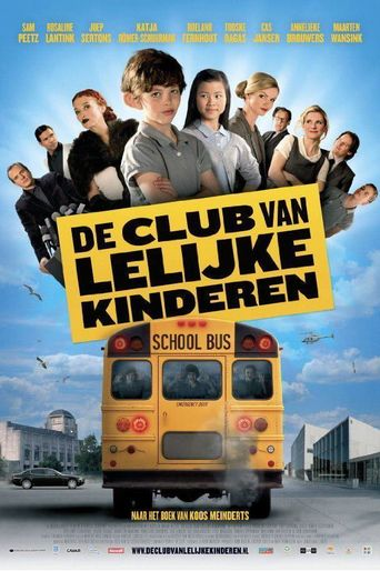 The Club of Ugly Children Poster