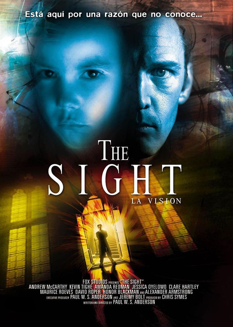 The Sight Poster