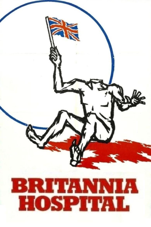 Britannia Hospital Poster