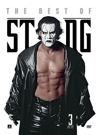 WWE: The Best of Sting Poster
